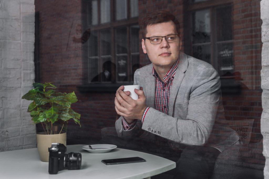 Michał Barczak wywiad