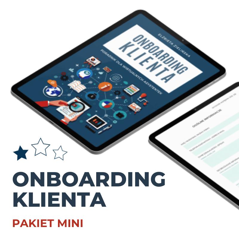 Onboarding klienta PAKIET MINI