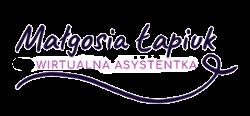 Małgosia Łapiuk Wirtualna Asystentka